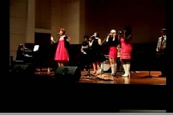 Thornton Jazz Studies '60's Girl Group